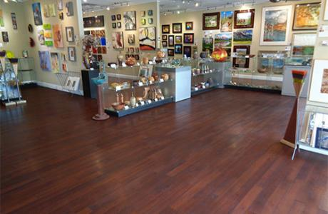 Entry/Main Room for Special Events/On the Edge Gallery, Scottsdale, AZ