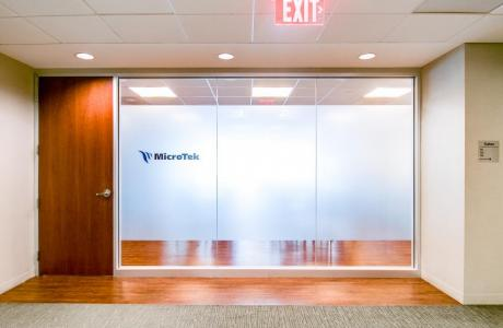 MicroTek Washington DC - Entrance