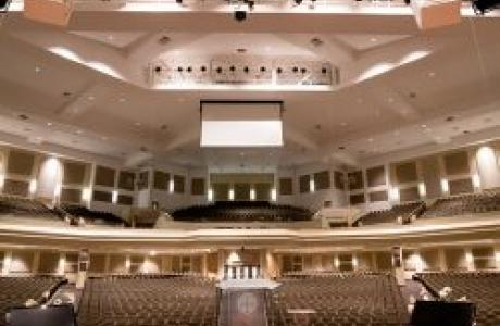 New Psalmist Retreat and Meeting Center Auditorium