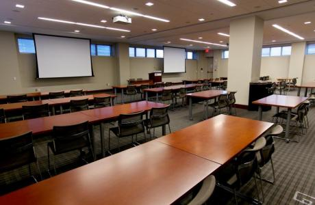 Classroom for 90ppl