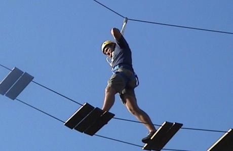 UGA Ropes & Challenge Teambuilding Course