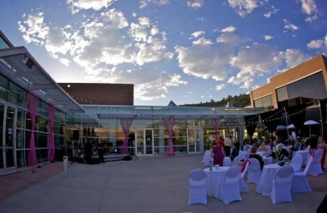 University Center Upper Plaza Events