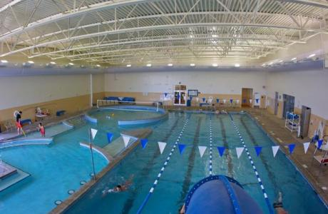 Recreation Center Pool