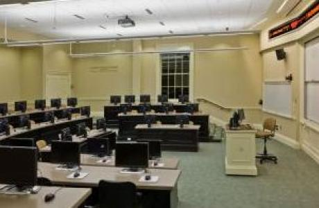 Farmer School of Business - Trading Room
