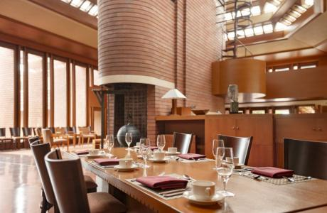 Wingspread private dining