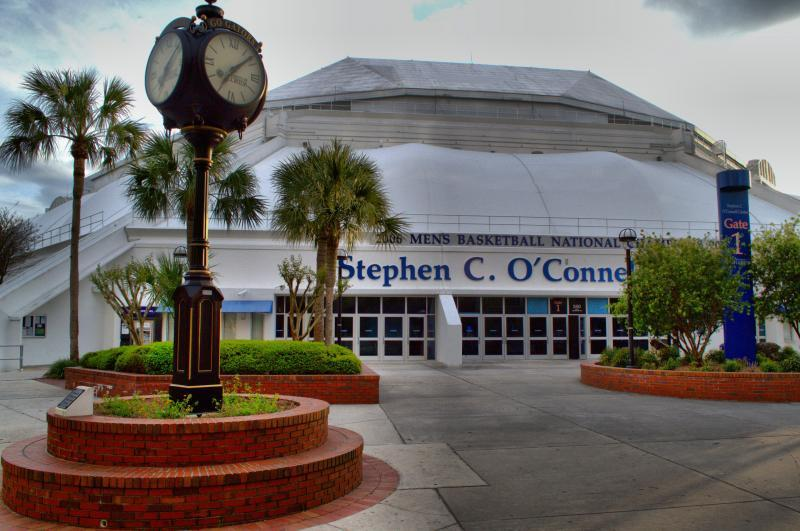 University of Florida O'Connell Center