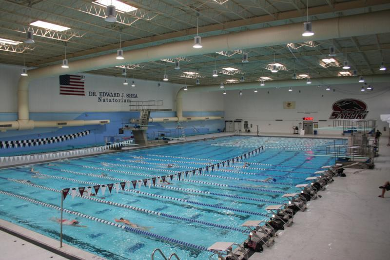 Student Recreation Center - Shea Natatorium