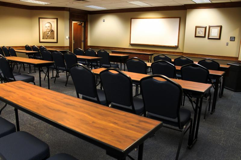 With more than 20 meeting rooms, we have plenty of space for you!