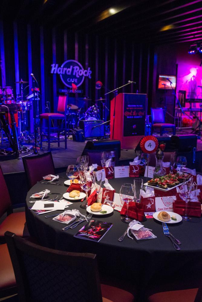 Hard Rock Hollywood Events
