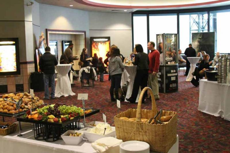 san diego movie theater rental for meetings and events