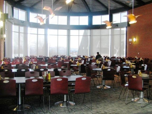 IDX Dining Hall