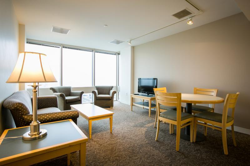 Student Village Residential Area Suite Common Room