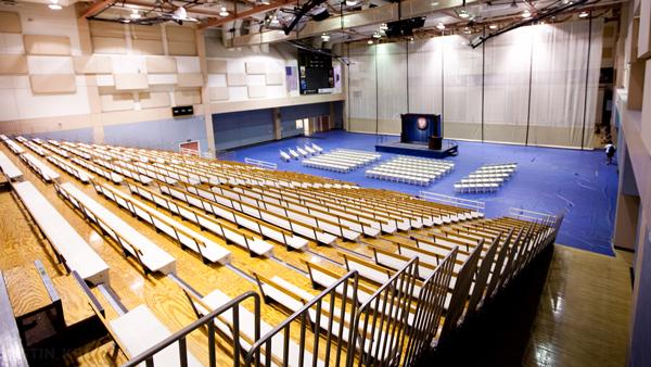 Extra-large meeting venues available