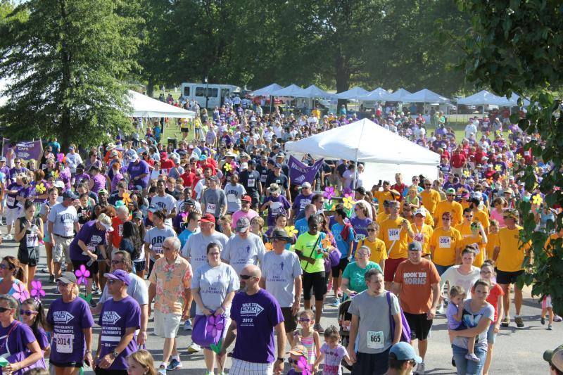 Hosting a benefit walk or 5K? Our campus is the perfect host site