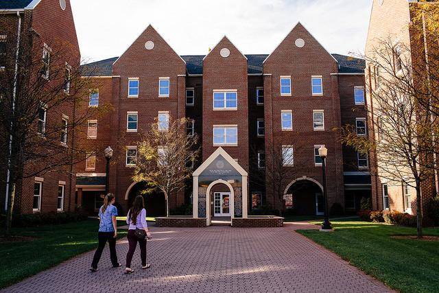 Allegheny Residence Hall