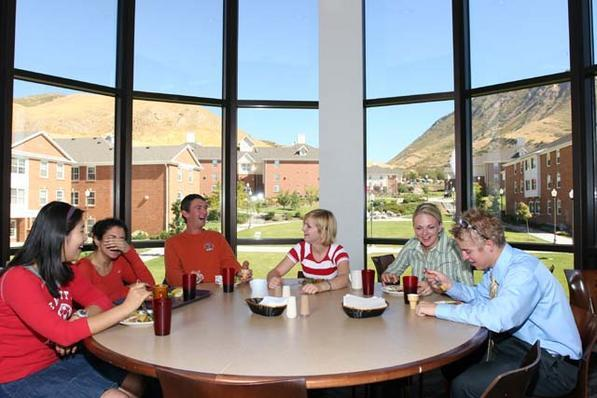 The Heritage Center- meals plans available