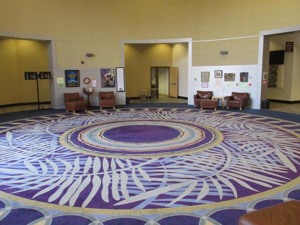 Morris Library - Rotunda Room