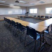 Conference space small classroom