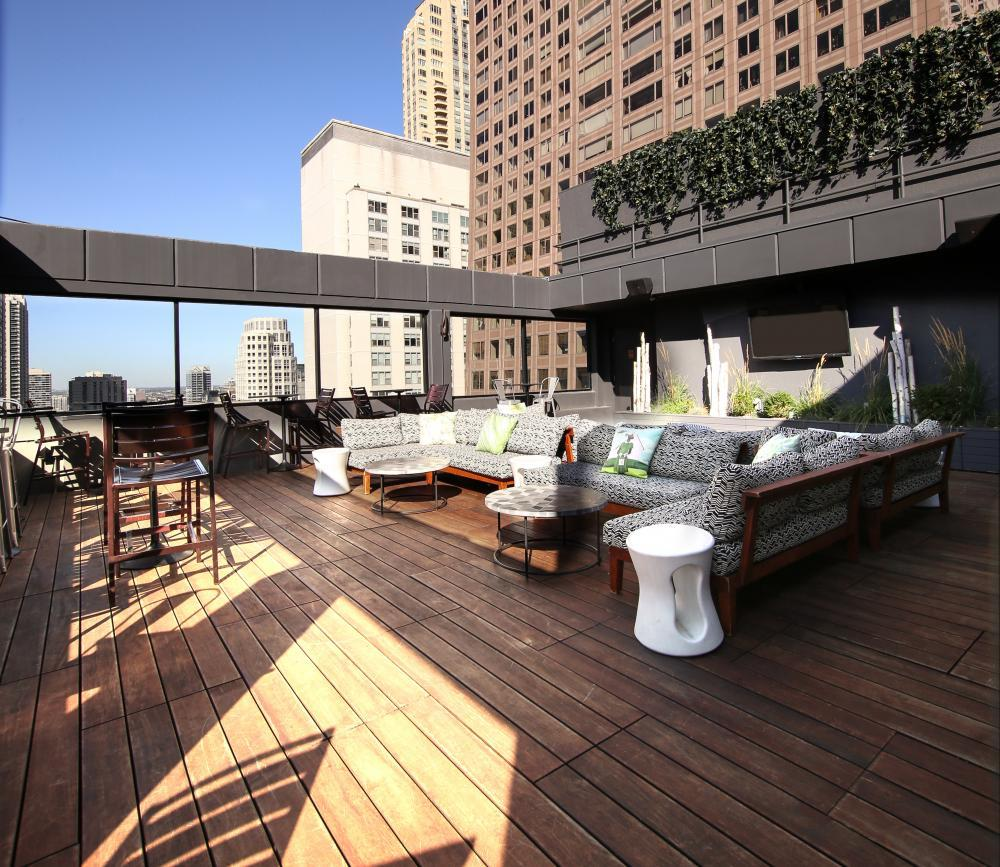 52Eighty Private Rooftop Patio Event Space