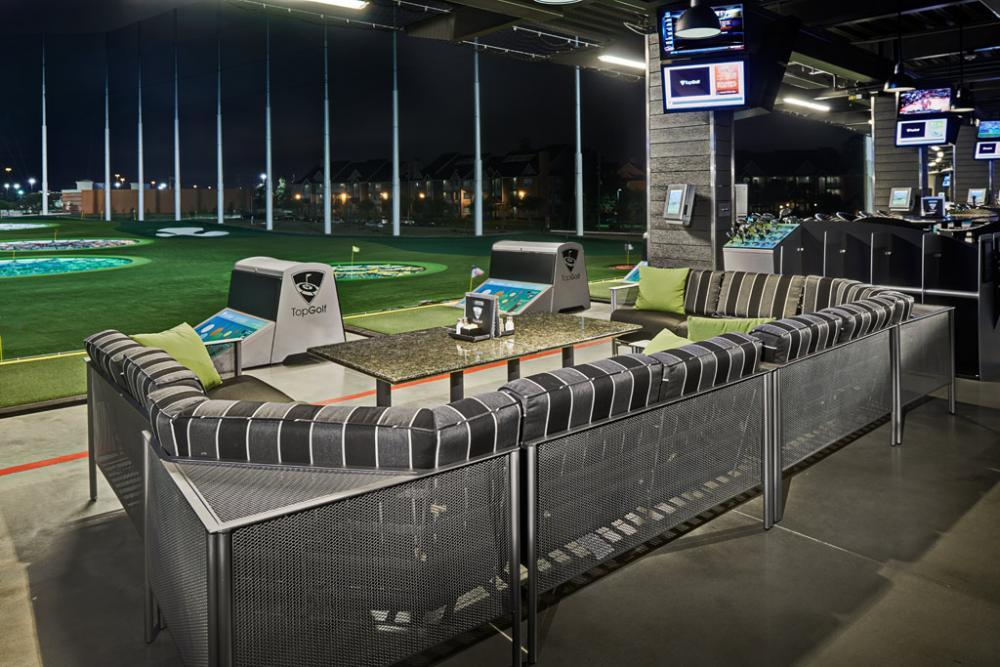 Topgolf Hitting Bay