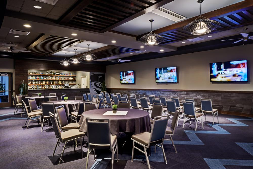 Topgolf Signature Room