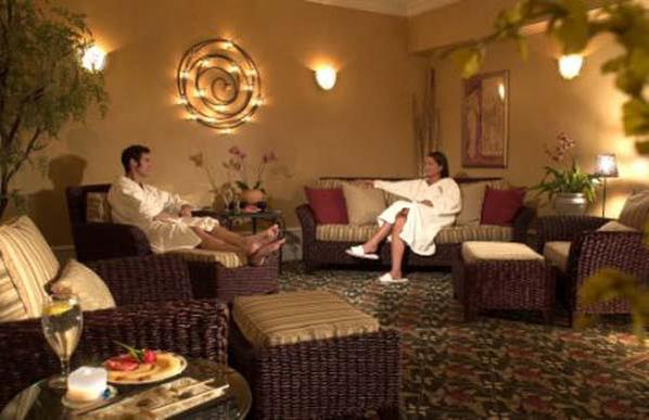 Being Spa Relaxation Room