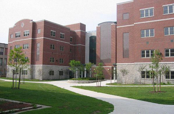 The New Residence Hall