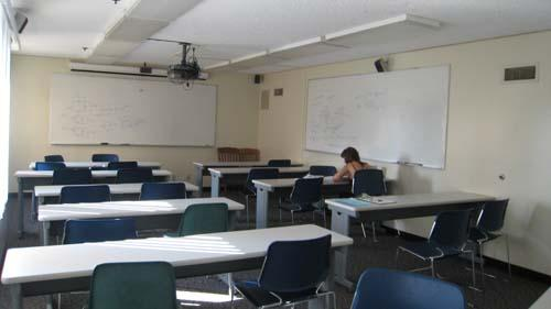 Resident Hall Classroom