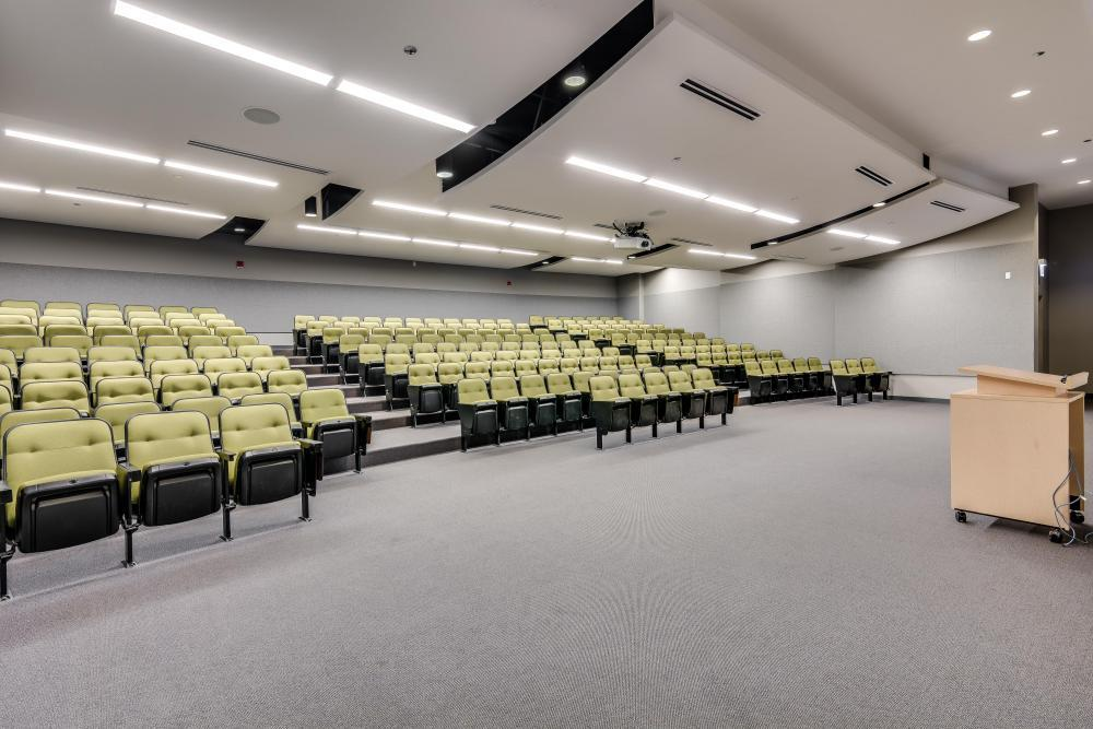 Auditorium (seats up to 200)