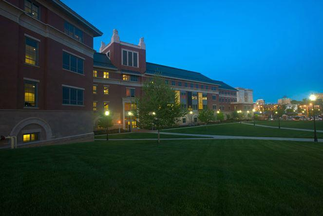 Colby College Facilities And Accommodations In Maine