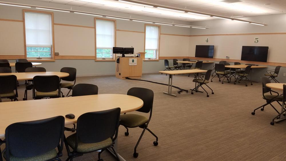 Academic Building Rooms 203 & 204