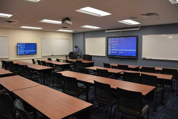Updated Classroom Technology
