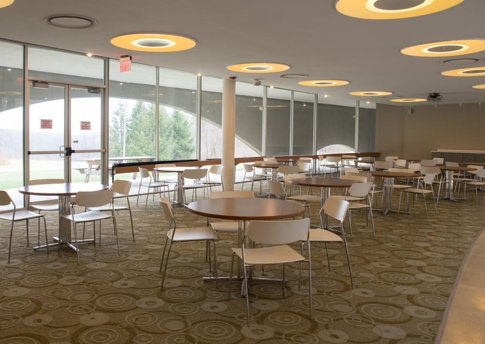 Cafe Commons Area