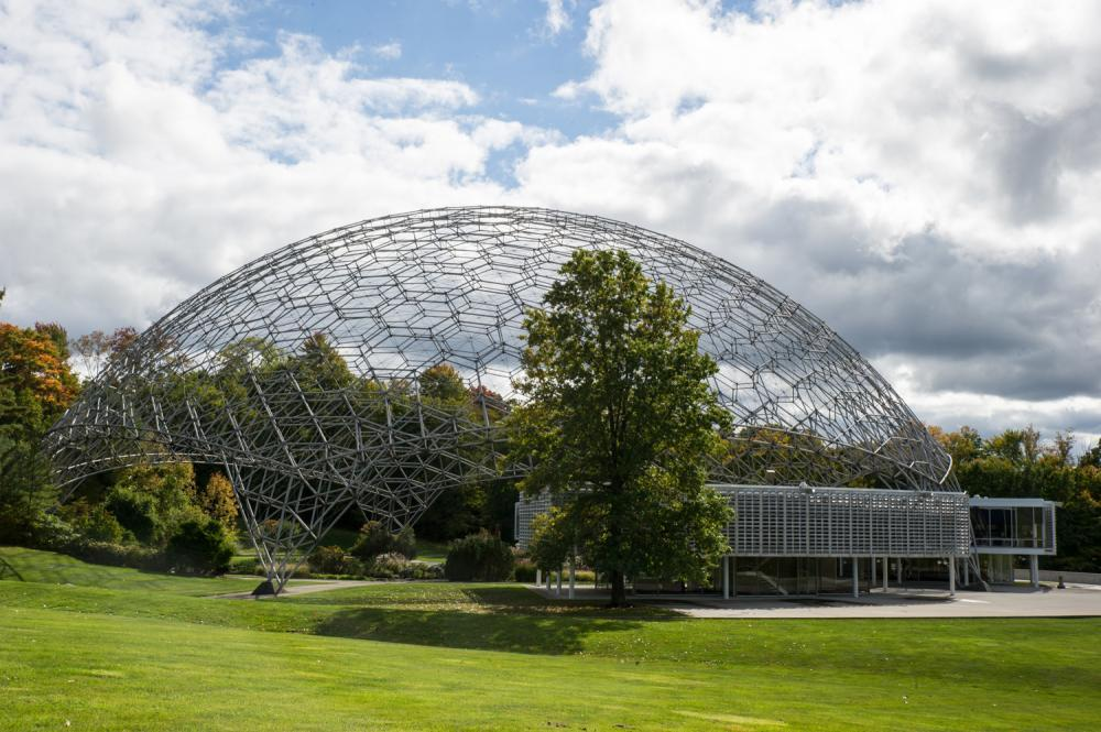 ASM International - Geodesic Dome