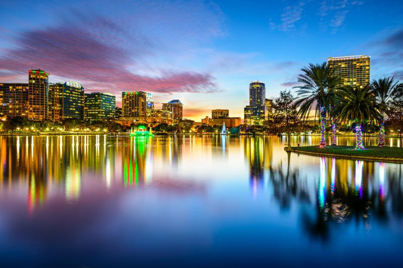The Central Florida city is a mecca of creative professionals!