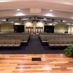 New Psalmist Assembly hall