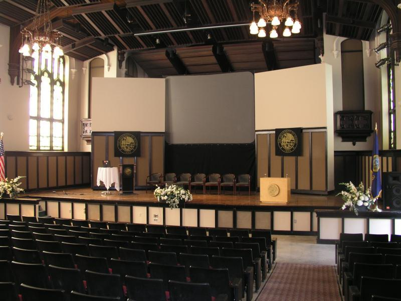 Administration Building Auditorium