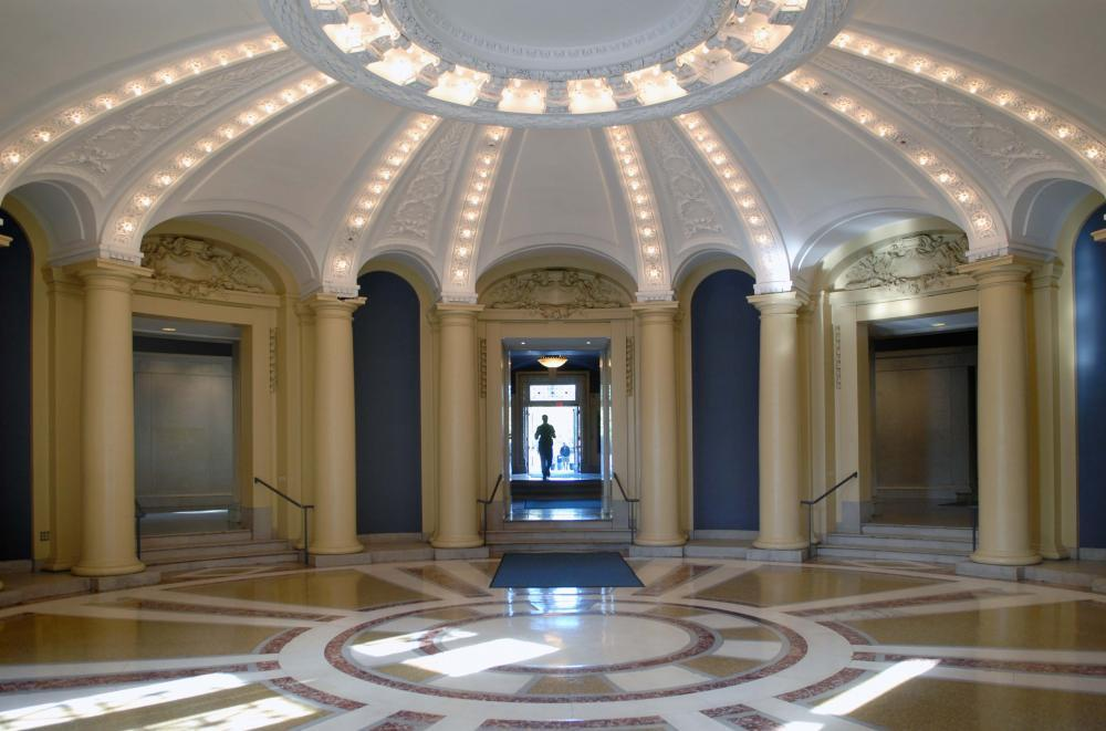 Schwarzman Center Rotunda