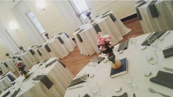 A Ballroom Reception