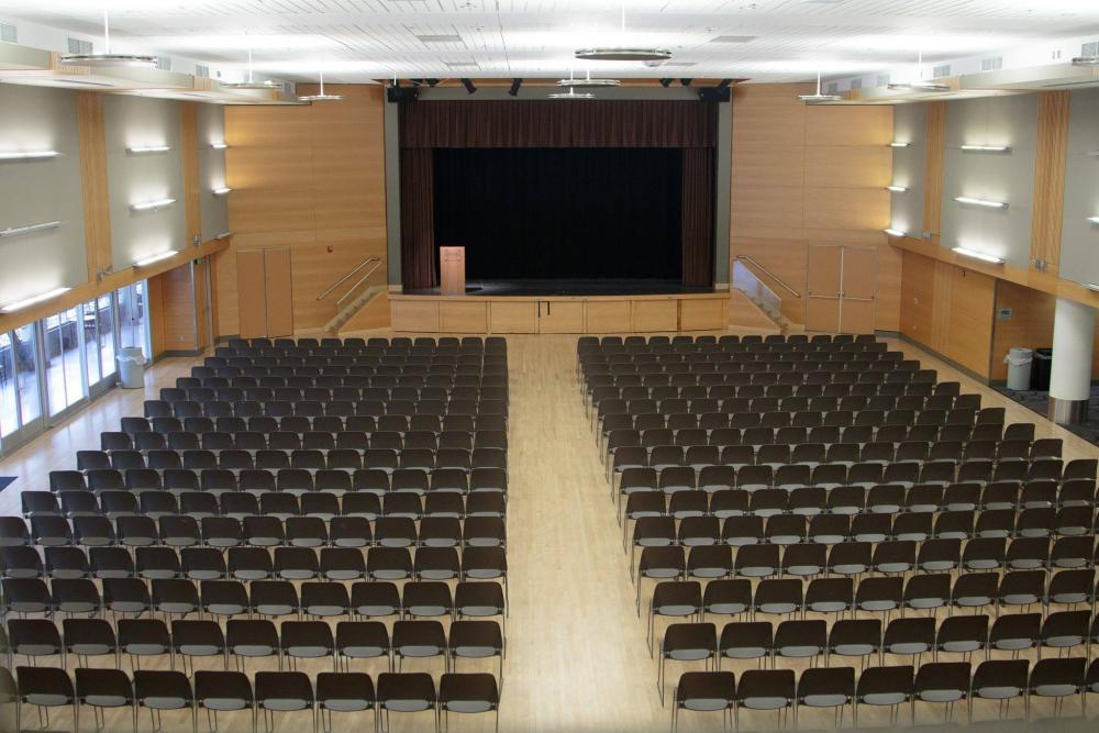8,500-square-foot Ballroom in Smith Memorial Student Union