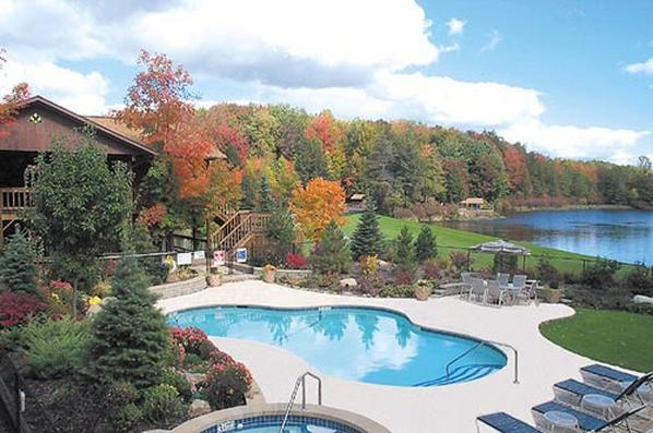 Scenic conference center in Upstate New York