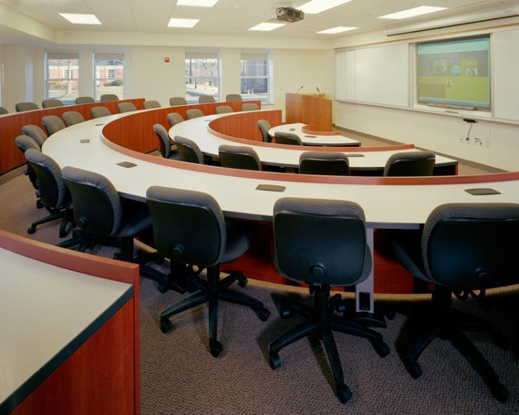 Curry College Meeting Rooms