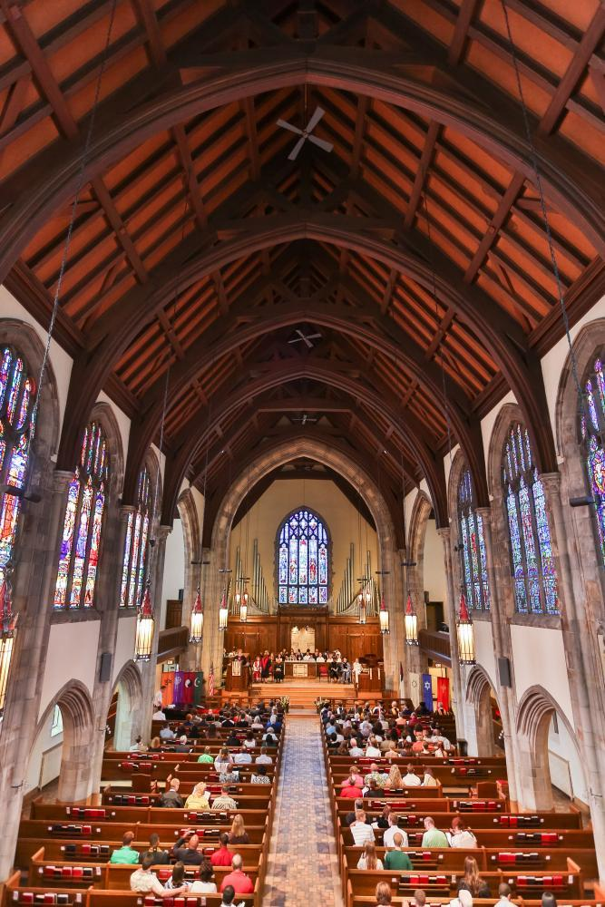 Hamline University Methodist church