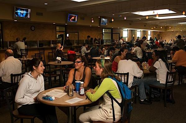 Charlie's Place (Cafeteria)