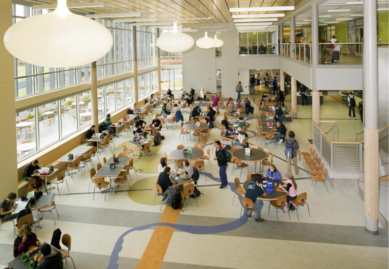 Campus Dining Hall