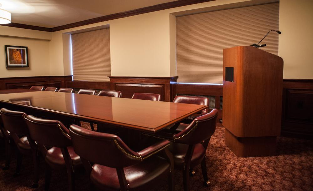 Campus Hall Boardroom
