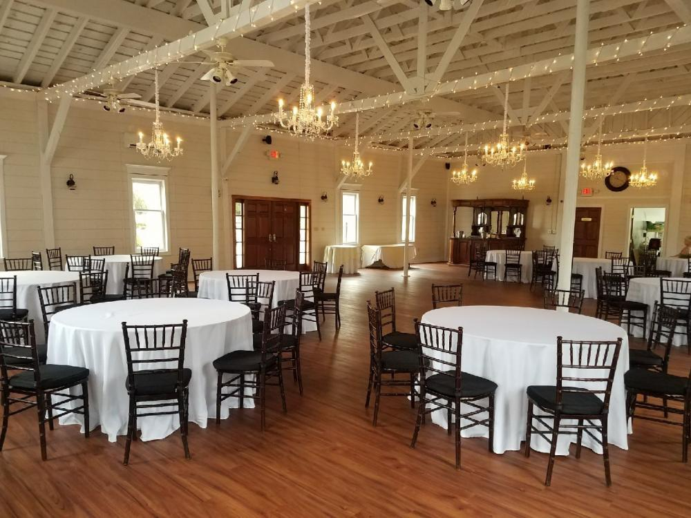 The Carriage House offers large corporate meeting space