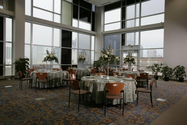 Ballroom with Skyline