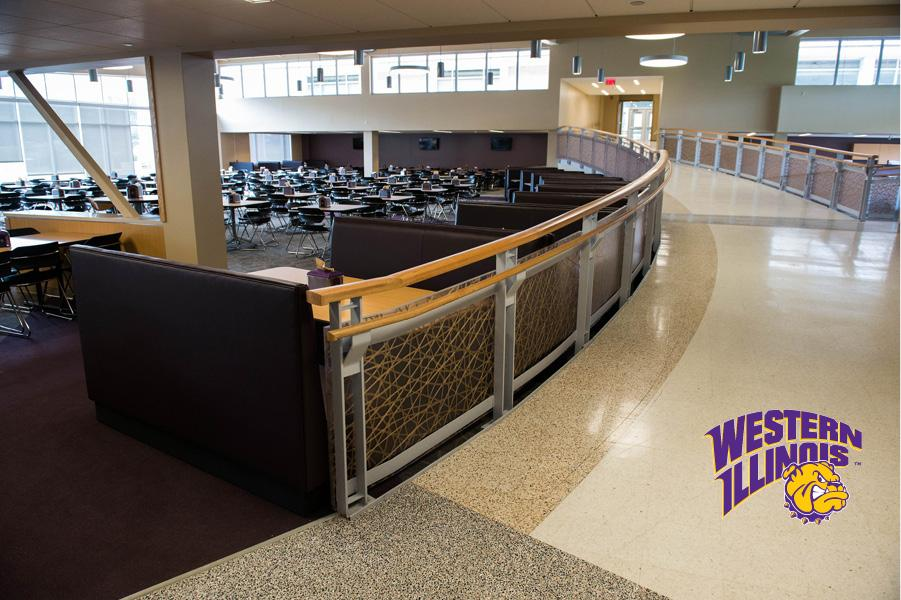 Dining Center Seating
