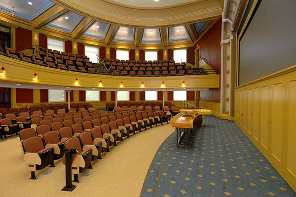 Iowa State University: Curtiss Hall Auditorium